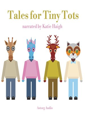 cover image of Tales for Tiny Tots