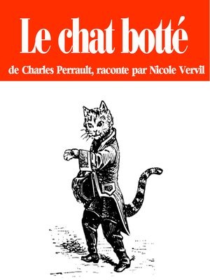 cover image of Le chat botté