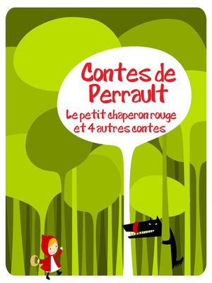 cover image of 6 contes de Perrault