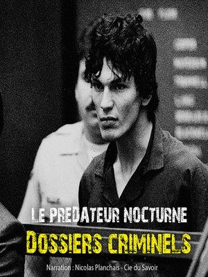 cover image of Le prédateur nocturne