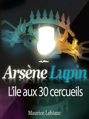 cover image of L'ile aux 30 cercueils