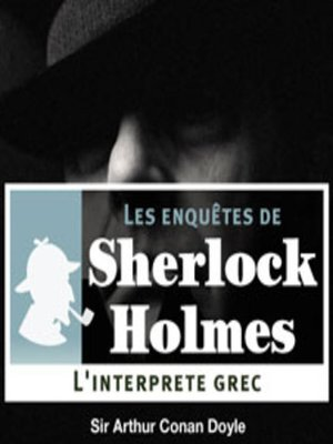 cover image of L'Interprète grec