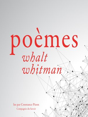 cover image of Poèmes de Walt Whitman