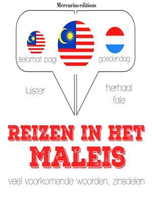 cover image of Reizen in het Maleis