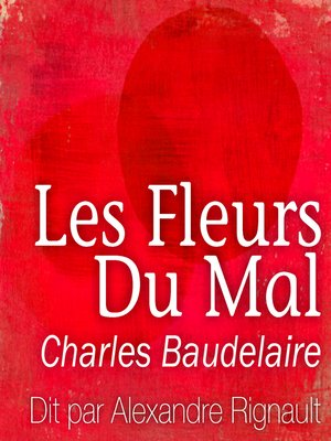 cover image of Les fleurs du Mal