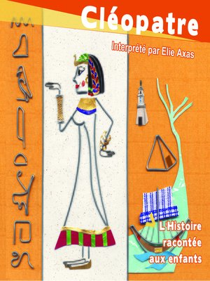 cover image of Cléopâtre