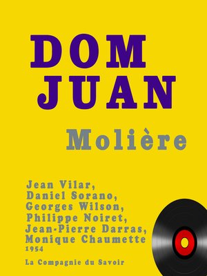 cover image of Dom Juan
