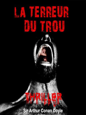 cover image of La terreur du trou