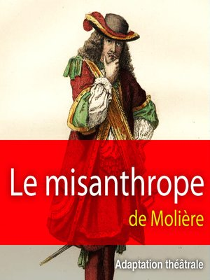 cover image of Le misanthrope