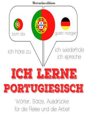 cover image of Ich lerne Portugiesisch