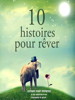 cover image of 10 histoires pour rêver