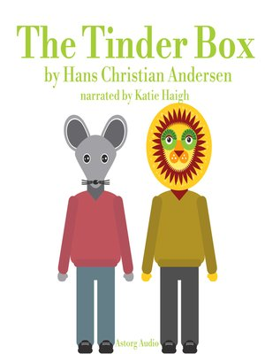 cover image of The Tinder Box
