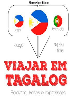 cover image of Viajar em Tagalog