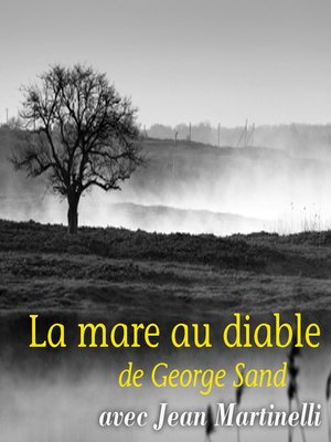 cover image of La mare au diable