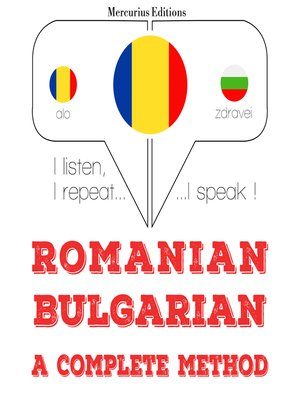 cover image of Romanian-Bulgarian: a complete method