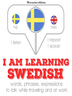 cover image of I am Learning Swedish
