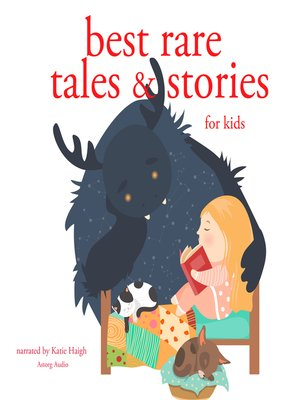 cover image of Best Rare Tales and Stories