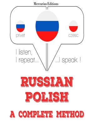 cover image of Russian-Polish: a complete method