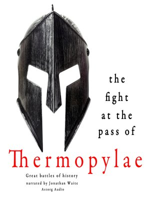 cover image of The Fight at the Pass of Thermopylae