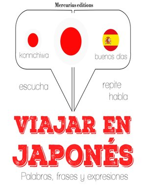 cover image of Viajar en japones