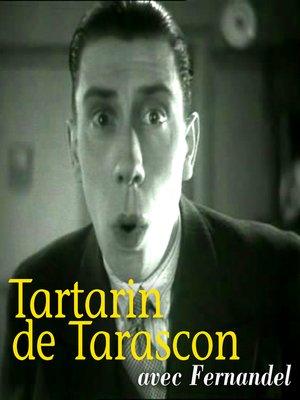 cover image of Tartarin de Tarascon