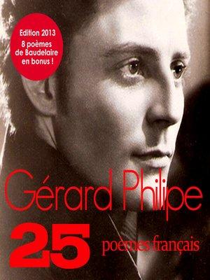 cover image of Les 25 plus beaux poèmes français 2