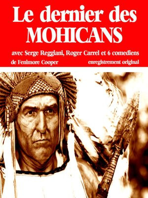 cover image of Le dernier des mohicans