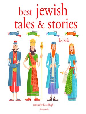 cover image of Best Jewish Tales and Stories