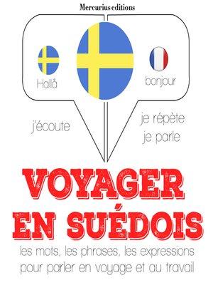 cover image of Voyager en suédois