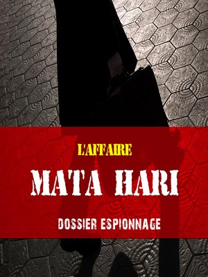 cover image of Mata Hari