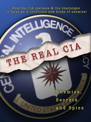 cover image of The Real CIA