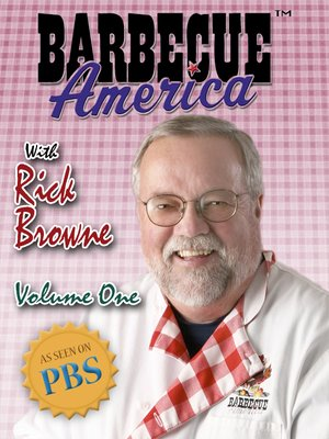 cover image of Barbecue America with Rick Browne, Volume 1