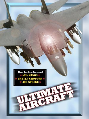 cover image of Ultimate Aircraft