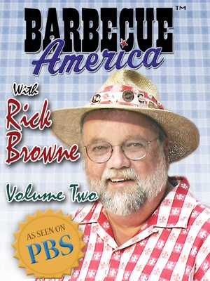 cover image of Barbecue America with Rick Browne, Volume 2