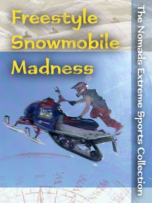 cover image of Snowmobile Madness