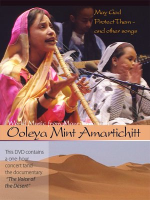 cover image of World Music from Mauritania with Ooleya Mint Amartichitt