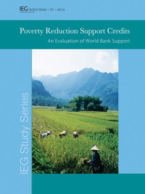 cover image of Poverty Reduction Support Credits