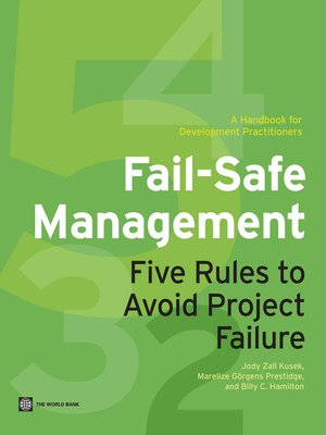 cover image of Fail-Safe Management