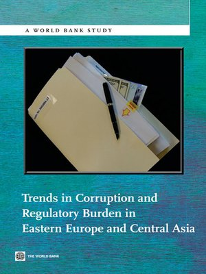 cover image of Trends in Corruption and Regulatory Burden in Eastern Europe and Central Asia