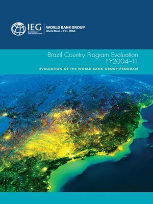 cover image of Brazil Country Program Evaluation, FY2004-11