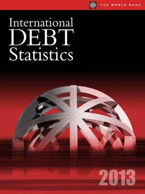 cover image of International Debt Statistics 2013