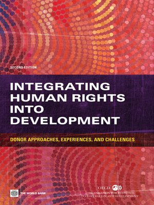 cover image of Integrating Human Rights into Development