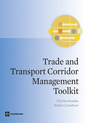 cover image of Trade and Transport Corridor Management Toolkit