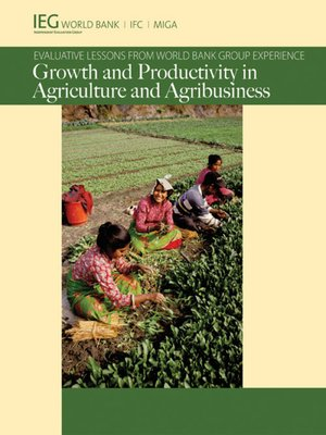 cover image of Growth and Productivity in Agriculture and Agribusiness