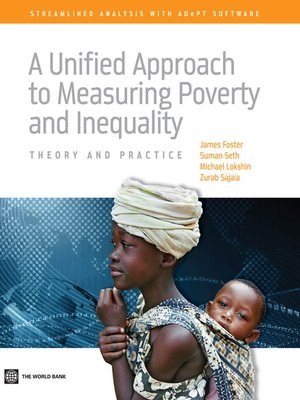 cover image of A Unified Approach to Measuring Poverty and Inequality