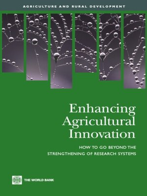 cover image of Enhancing Agricultural Innovation
