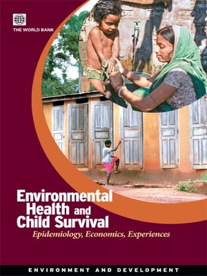 cover image of Environmental Health and Child Survival