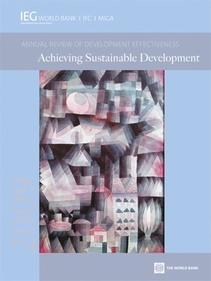cover image of 2009 Annual Review of Development Effectiveness