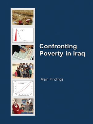 cover image of Confronting Poverty in Iraq