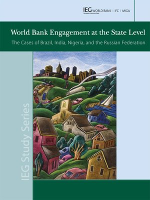 cover image of World Bank Engagement at the State Level
